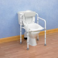 Toilet Surrounds & Frames