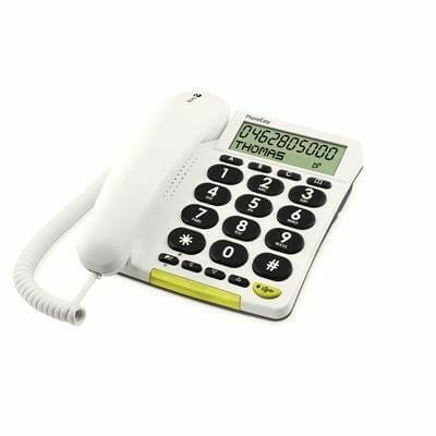 Doro PhoneEasy® Display Telephone *