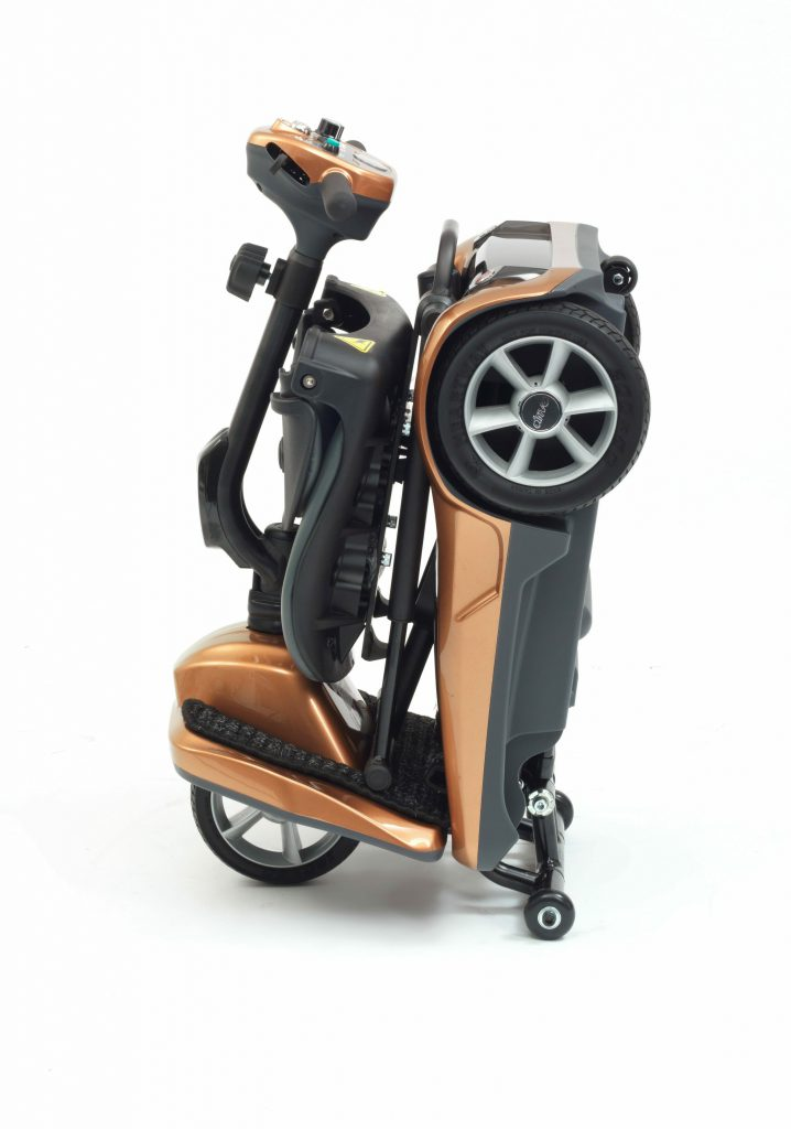 Bantam Folding Scooter